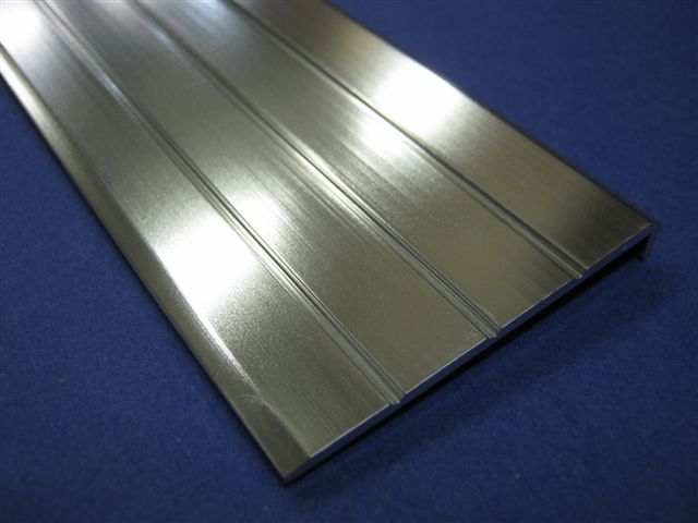 Retro Metal Banding Table Banding Metal Edging